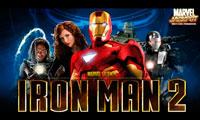 Игральный автомат Железный Человек 2